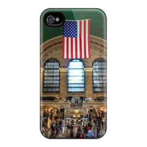 New Arrival AiX32522NeFl Premium For Case Samsung Galaxy S5 Cover Cases(movement In Gr Central Station In Nyc)