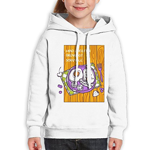 fast Scramble Teenage Girl Classic Unique Cool Hoodies Design ()