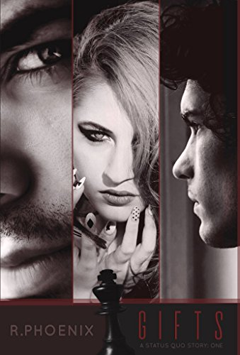 Gifts (Status Quo #1): (a supernatural dystopian MMF erotic novella) by [Phoenix, R.]