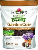 Burpee 99977 Organic Garden Coir, 8 quart