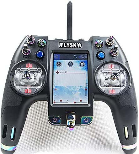 Flysky NV14 Nirvana 2.4G 14CH Touch Screen Transmitter Mode 2 with FS-IA8X+FS-X8B Reciver