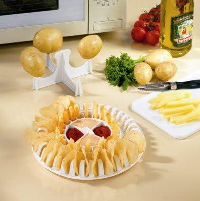 Compra Utensilio para hacer patatas y papas en el microondas en ...