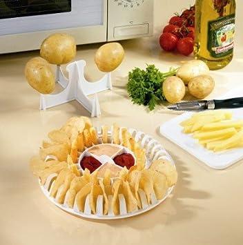 Zucchini chips rezept mikrowelle