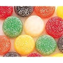 Assorted Giant Jumbo Gum Drops 1LB Bag