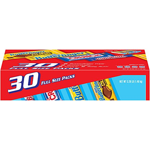 NESTLE Chocolate Bars Variety Pack, 30 Count