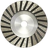 Diamante Italia Turbo Fine Stone Cup Alum Backer -- 4 Inch