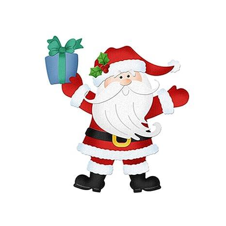 Amazonde Ddfly Weihnachts Schneemann Weihnachtsmann Elch