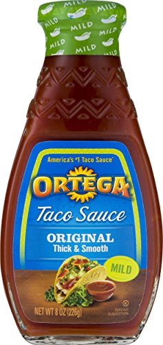 (Ortega Taco Sauce, Mild, 8 oz)