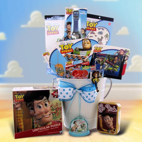 Amazon easter gift baskets for kids under 8 ideal get well amazon easter gift baskets for kids under 8 ideal get well or birthday toy story gift baskets toys games negle Choice Image