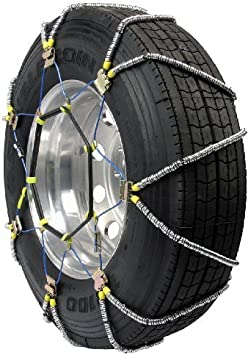 Security Chain Company ZT869 Super Z Heavy Duty Truck Single Tire Traction Chain Set of 2