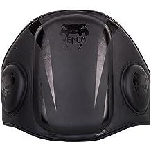 Venum Elite Belly Protector - Black/Black, One Size