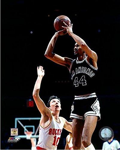 George Gervin San Antonio Spurs NBA Action Photo (Size: 8'' x 10'') by NBA