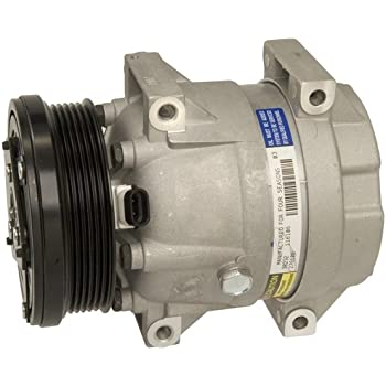 2004 2005 2006 Chevrolet Epica / Suzuki Verona L6 2.5L New A/C AC Compressor With Clutch 1 Year Warranty