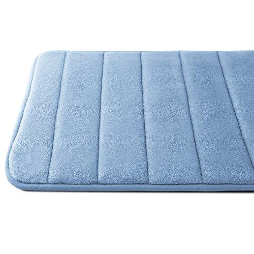 blue bath mat - 6