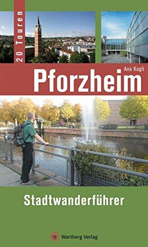 Price comparison product image Pforzheim - Stadtwanderführer