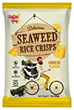 Seaweed Rice Crisps - Cheese Flavor (16 pack)