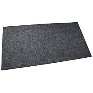 """Drymate Gas Grill Mat, Premium BBQ Grill Mat - 30"""" x 58"""" - Size Extra Large Grill Pad - Contains Grill Splatter And (Protects Surface)"""