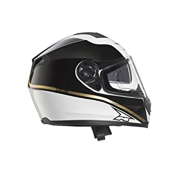 8bc4183e AXO Corsair Helmet with Pinlock, White/Black, Size: S: Amazon.co.uk ...