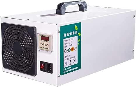 MZBZYU Generador de ozono O3 Purificador De Aire Máquina de Ozono ...