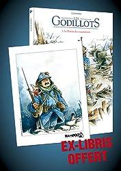 Les Godillots, Tome 1 : Le Plateau du croquemitaine : 1 ex-libris offert