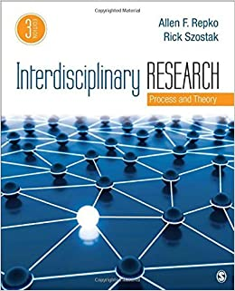 Book Interdisciplinary Research: Process and Theory by Allen F. Repko (2016-05-05)
