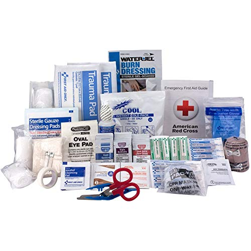 (First Aid Only 90617 50 Person ANSI A+ First Aid Kit Refill, 183 Pieces)