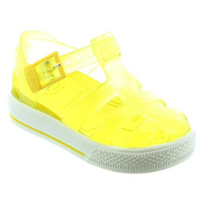 831a1b30f4c5 Igor Kids Tenis Sandals In Yellow  Amazon.co.uk  Shoes   Bags