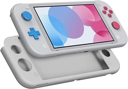 MoKo Maletín Compatible con Nintendo Switch Lite 2019, Funda de EVA Portátil Ultra Delgado Caja Protectora