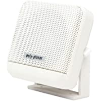 Poly-Planar VHF Extension Speaker -10W Surface Mount - (Each)White