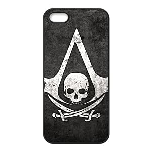 Distinctive skull Cell Phone Case for iPhone 5S