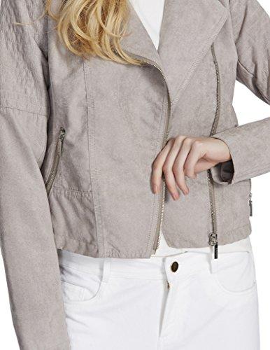 Jollychic - Abrigo - para mujer gris