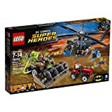 LEGO Super Heroes 76054 Batman: Scarecrow Harvest of Fear Building Kit (563 Piece)