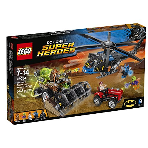 LEGO Super Heroes 76054 Batman: Scarecrow Harvest of - Dc Super Heroes Lego Watch