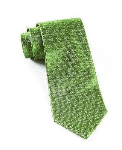 100% Silk Woven Green - 6