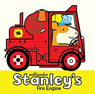 Book Cover: Stanley's Fire Engine