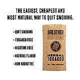 Herbal Smoking Blend - Tobacco and Nicotine Free