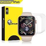 [6 Pack] SPGuard Compatible Apple Watch 4 Series LiQuidSkin...
