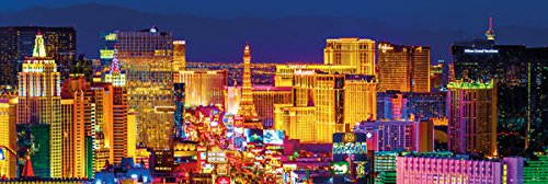 Las Vegas - Door Poster (The Las Vegas Strip) (Size: 62