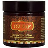 O2-Zap Ozonated Olive Oil by Global Healing Center - USDA Certified Organic Pure Oxygen & Olive Oil Paste to Soothe Swollen or Irritated Skin - Use for Eczema, Acne, Wrinkles & More (1.7 oz)