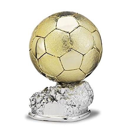 Trofeo Replica Balon de Oro Leo Messi 29cm Resina Grabado Trofeos ...