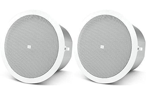 JBL CONTROL 24C Compact 4 Ceiling Loudspeakers (sold as pair) [並行輸入品] B078HX19ZW