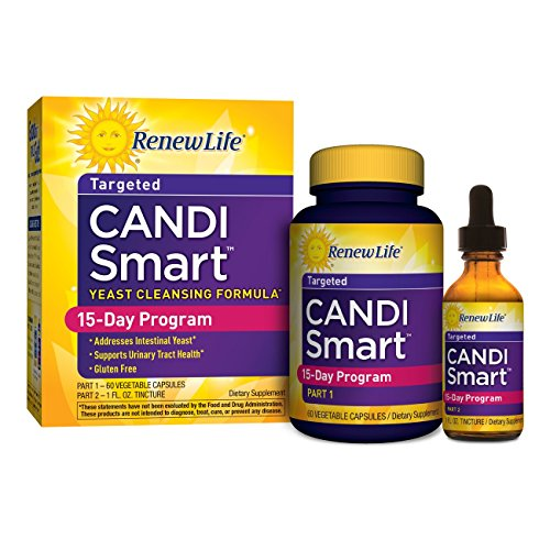 Renew Life CandiSmart Cleansing Program product image