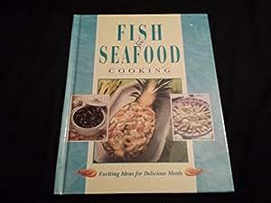 LANDOLLS: fish & seafood gourmet cooking cookbook