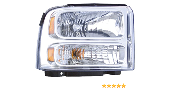 Eagle Eyes FR190-U000L Mercury Driver Side Park Lamp