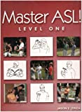 Master ASL! -- Level One, Jason E. Zinza, 1881133206