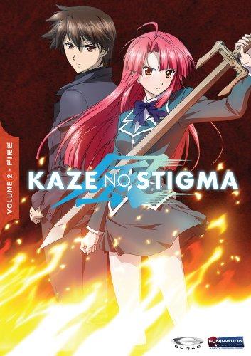 Kaze No Stigma, Vol. 2: Fire