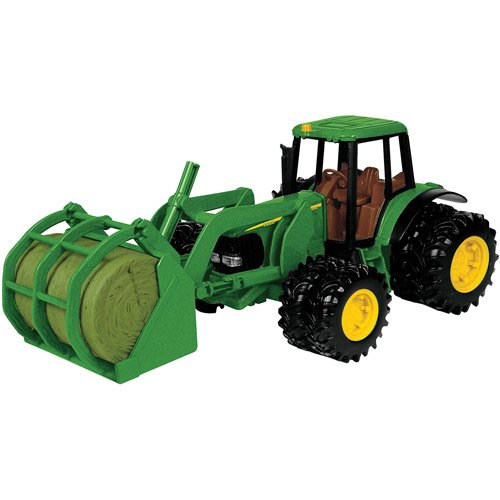 John Deere 1/16 Scale 7220 Tractor with Bale Move