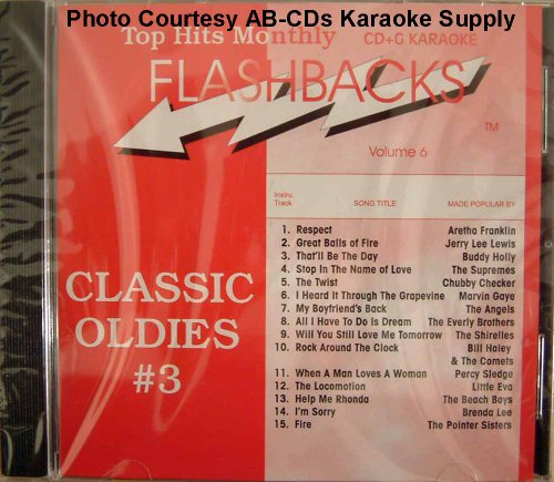 - Top Hits Monthly Flashbacks: Classic Oldies, Vol. 6