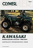 Kawasaki Bayou KLF220 & KLF250 1988-2010 (Clymer Motorcycle Repair)