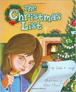 the christmas list susan k leigh alan flinn 9780758615091 amazoncom books - Amazon Christmas List